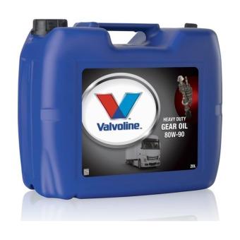 Valvoline Heavy Duty Gear Oil 80W 90 20 liter bidon