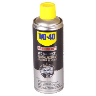 WD-40 Specialist Motorbike spray lucidante al silicone