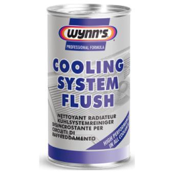Cooling System Stop Leak Parada de fugas del radiador
