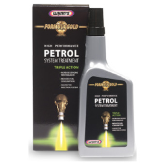 Petrol System Treatment Aditivo de combustible