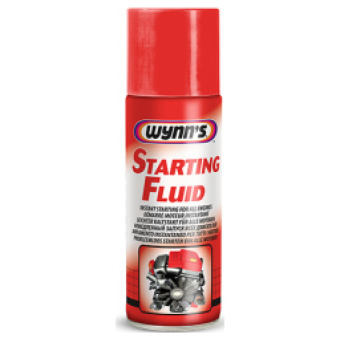 Start Fluid Startspray