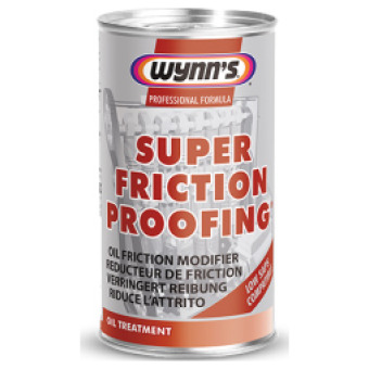 Super Friction Proofing Reibungsminderung