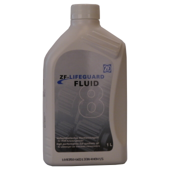 Lifeguard 8 Transmission oil