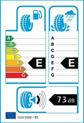 Маркировка шин по стандартам EC