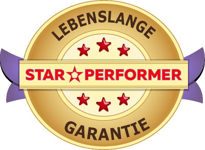 Garantie auf Pkw-Reifen von Star Performer