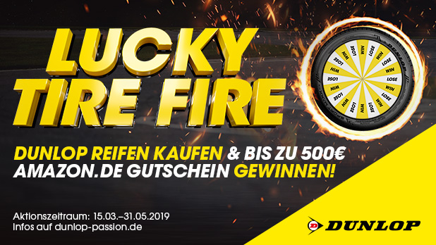 dunlop lucky tire fire reifen online g nstig kaufen. Black Bedroom Furniture Sets. Home Design Ideas