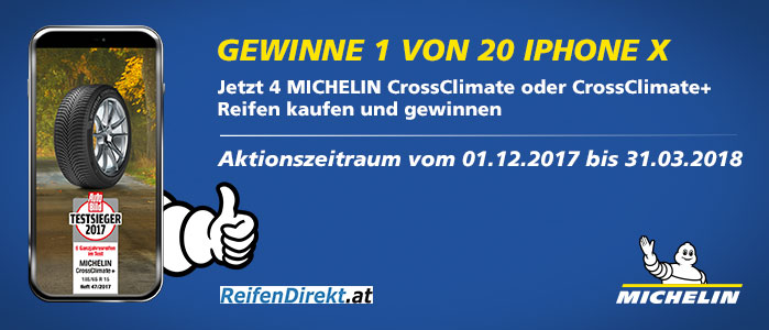 Michelin Aktion - Share our passion!