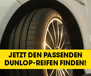 Jetzt den passenden Dunlop Reifen finden