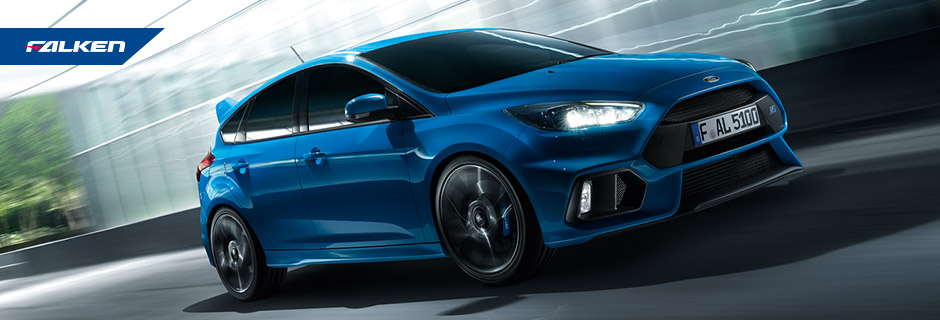 AZENIS FK510 – Ford Focus RS