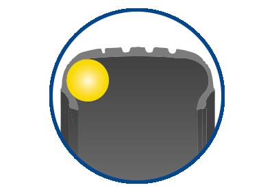 EUROWINTER HS01 – PROFILO CIRCOLARE