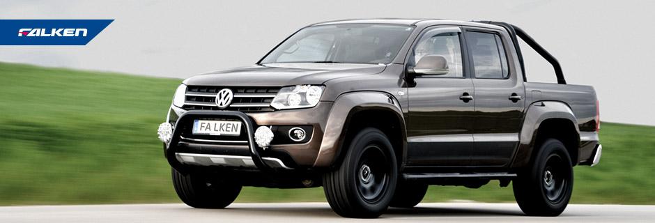 WILDPEAK A/T AT01 – Volkswagen Amarok