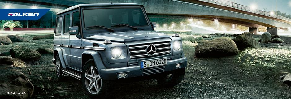 WILDPEAK A/T AT3WA – Mercedes-Benz G-Class