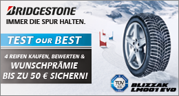 Bridgestone – Test our Best