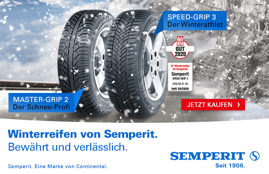 semperit winter reifen, master-grip 2, speed-grip 3