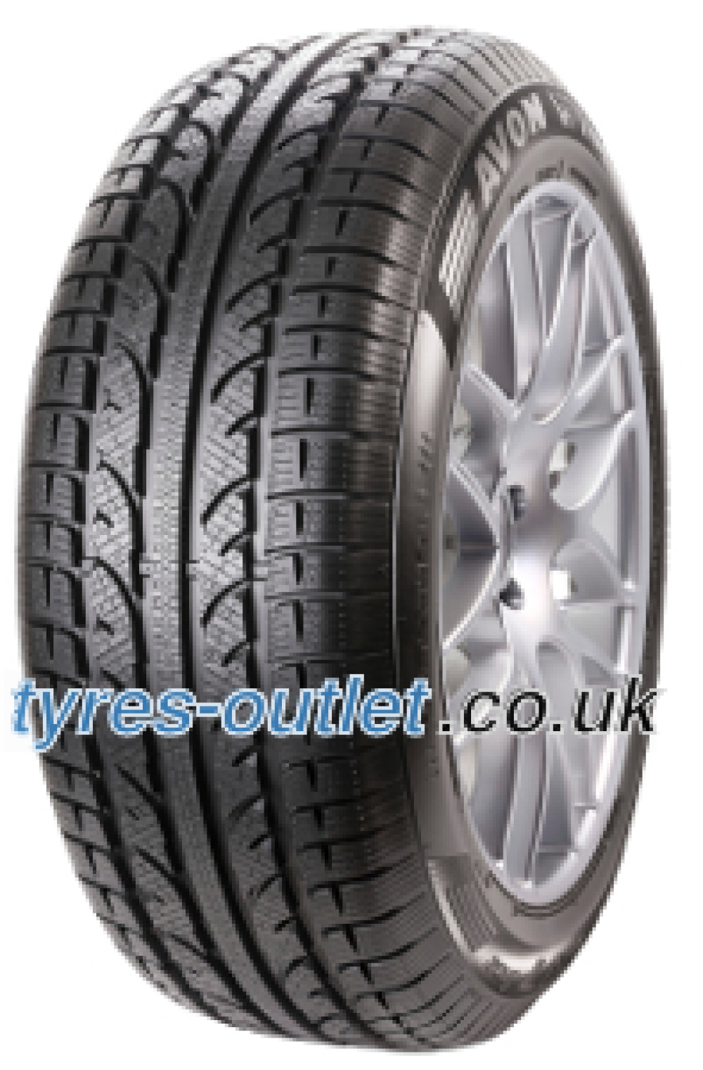 Avon WV7 Snow ( 215/55 R17 98V XL , with Rim flange protection )