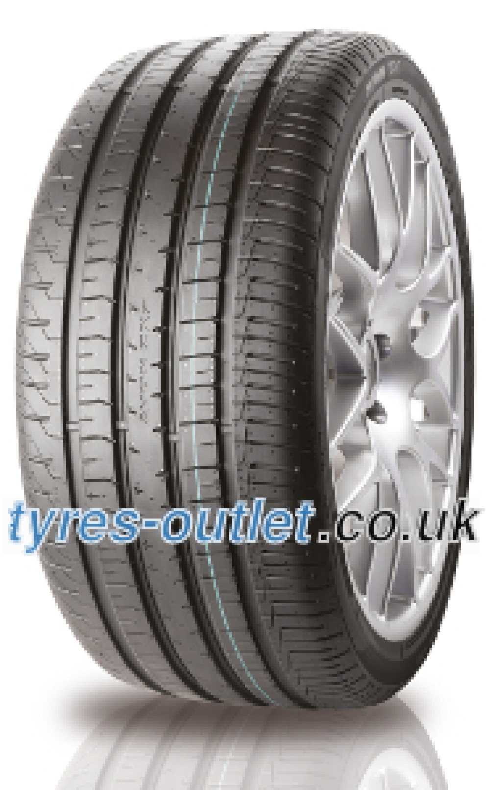 Avon ZX7 ( 275/45 R20 110Y XL with Rim flange protection )