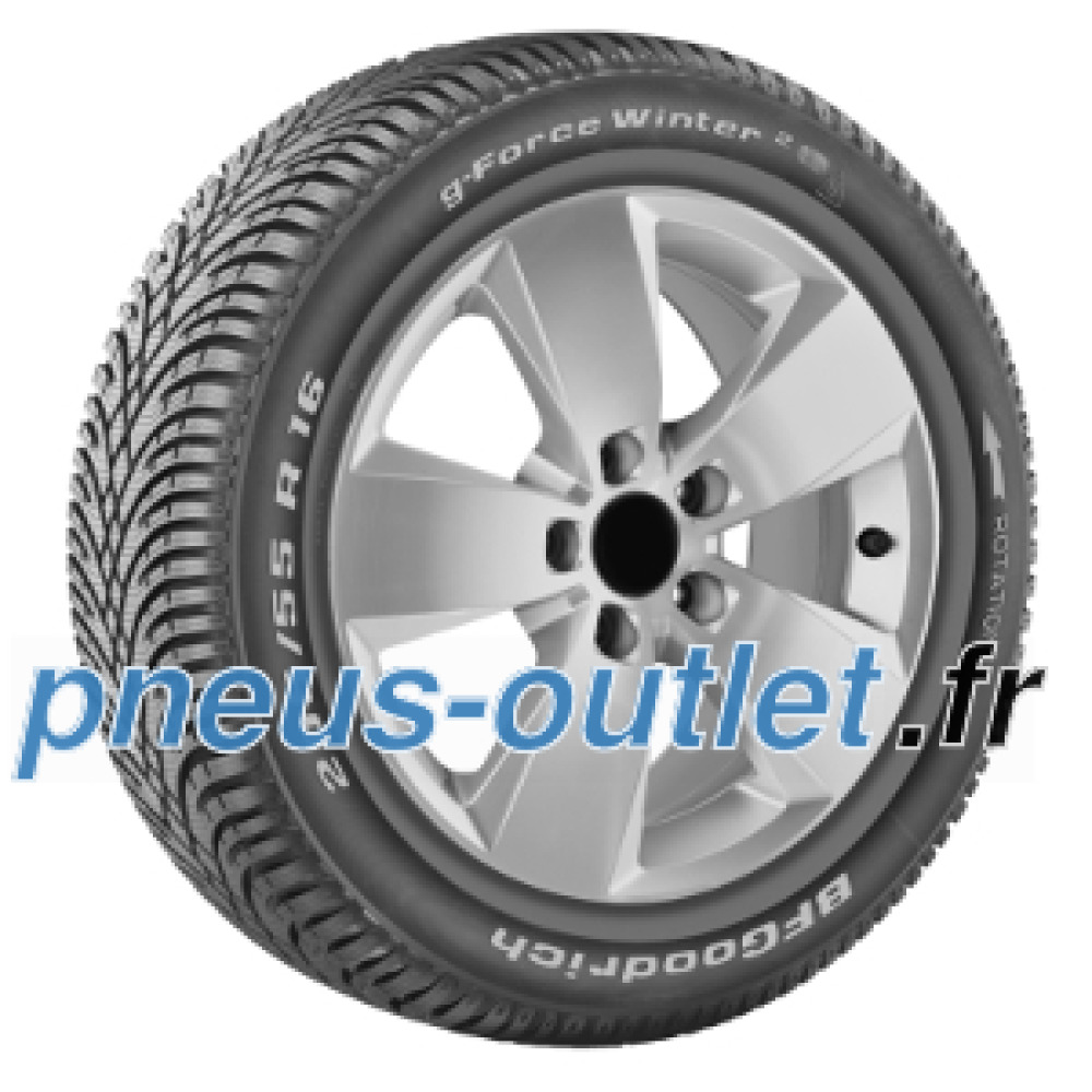 BF Goodrich g-Force Winter 2 ( 225/55 R16 95H )
