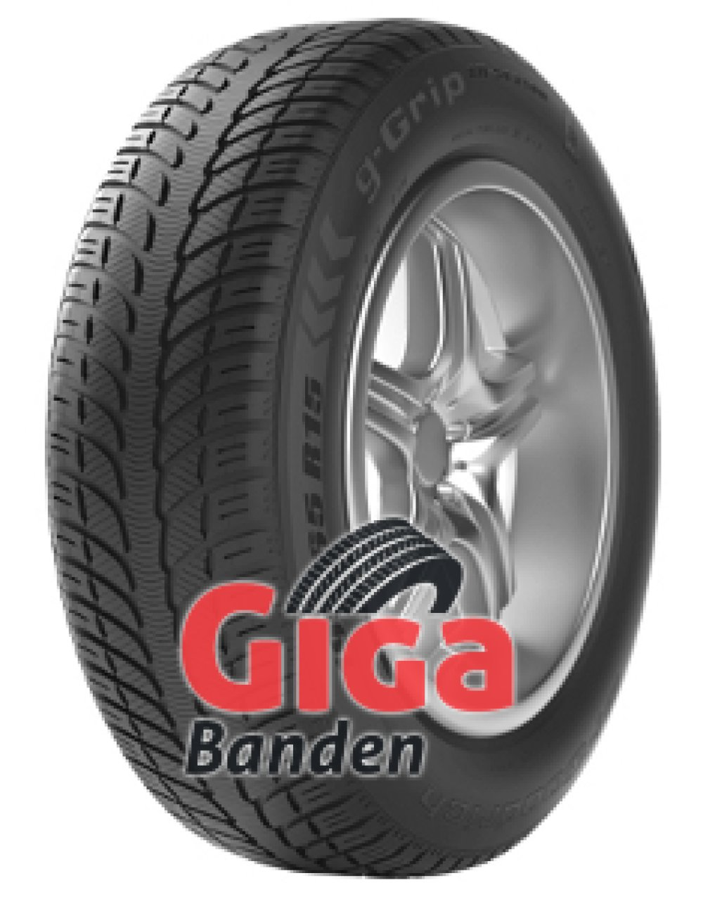BF Goodrich g-Grip All Season ( 185/65 R15 88T )