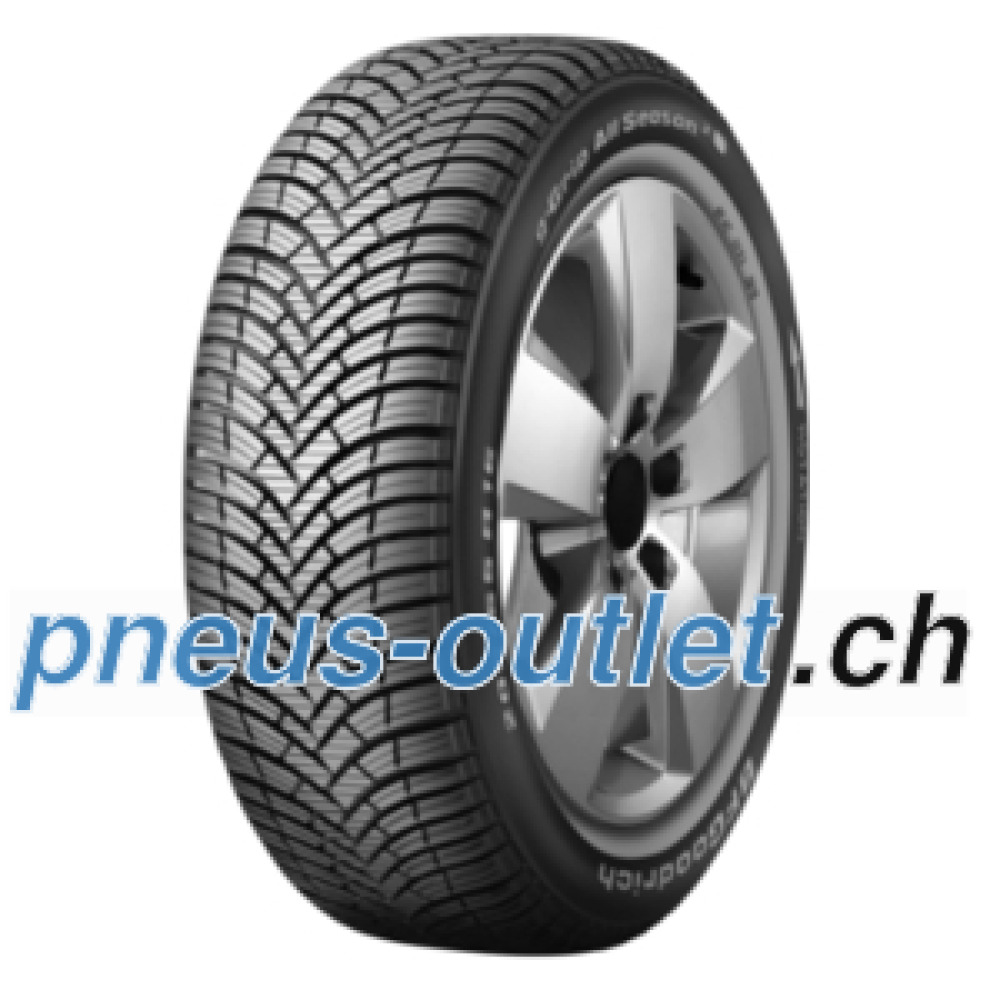 BF Goodrich g-Grip All Season 2 ( 195/65 R16 89H )