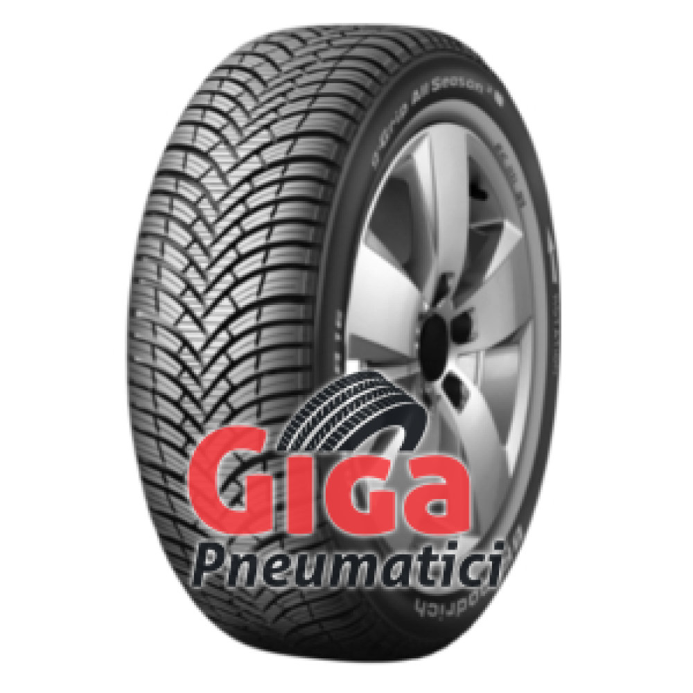 BF Goodrich g-Grip All Season 2 ( 235/45 R17 97V XL , con bordino di protezione del cerchio (FSL) )