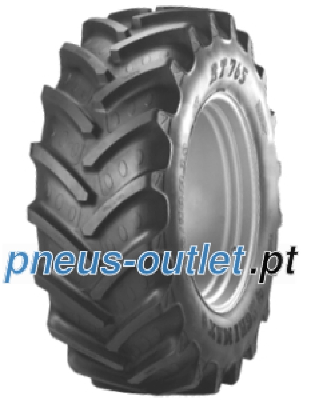 BKT RT765 ( 480/70 R34 143A8 TL Marca dupla 140B )