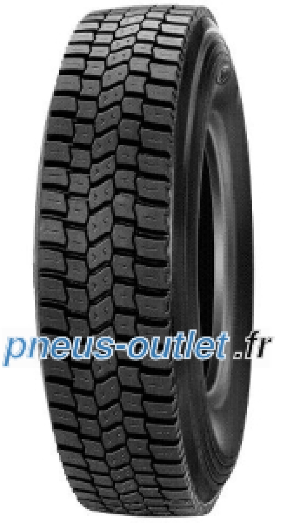 Bandag BDR-AS ( 205/75 R17.5 124/122M rechapé )