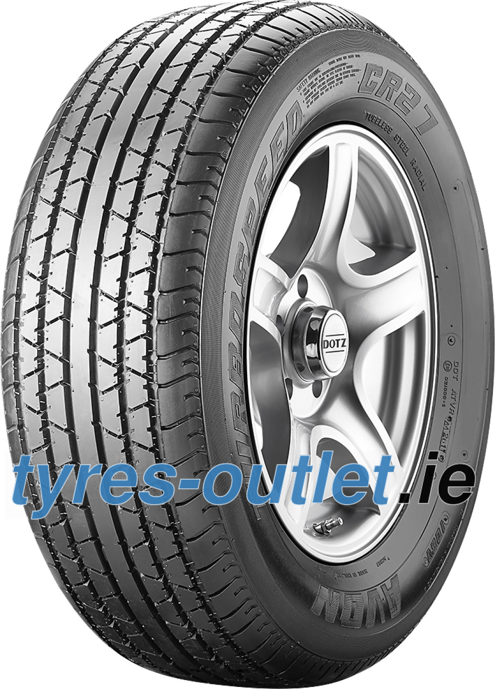 Avon Turbospeed CR27 ( 255/60 R16 103W )