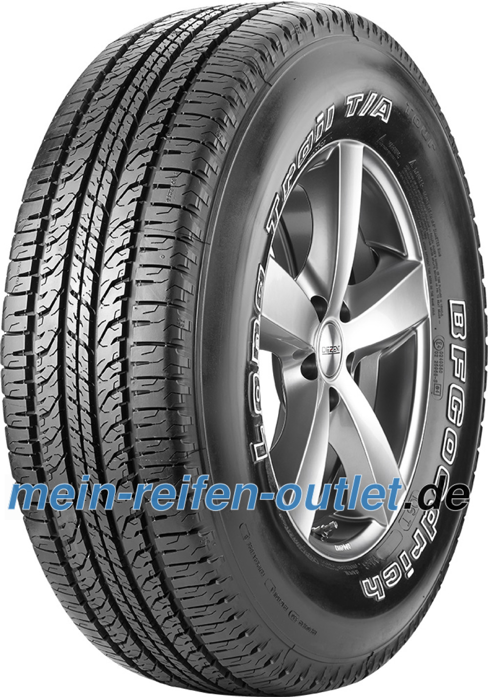 BF Goodrich Long Trail T/A Tour ( P235/70 R17 108T XL )