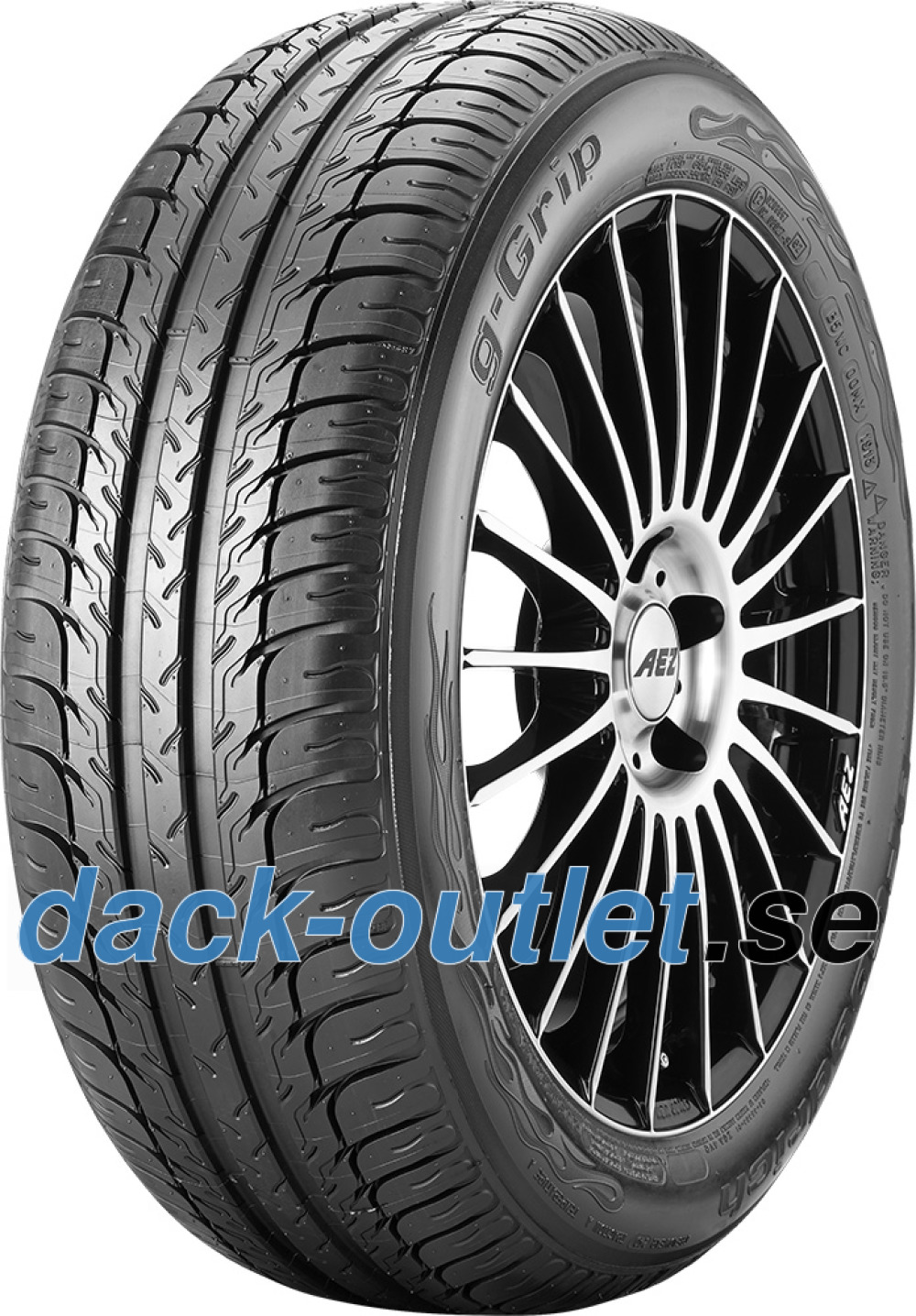 BF Goodrich g-Grip ( 205/55 R16 94V XL )