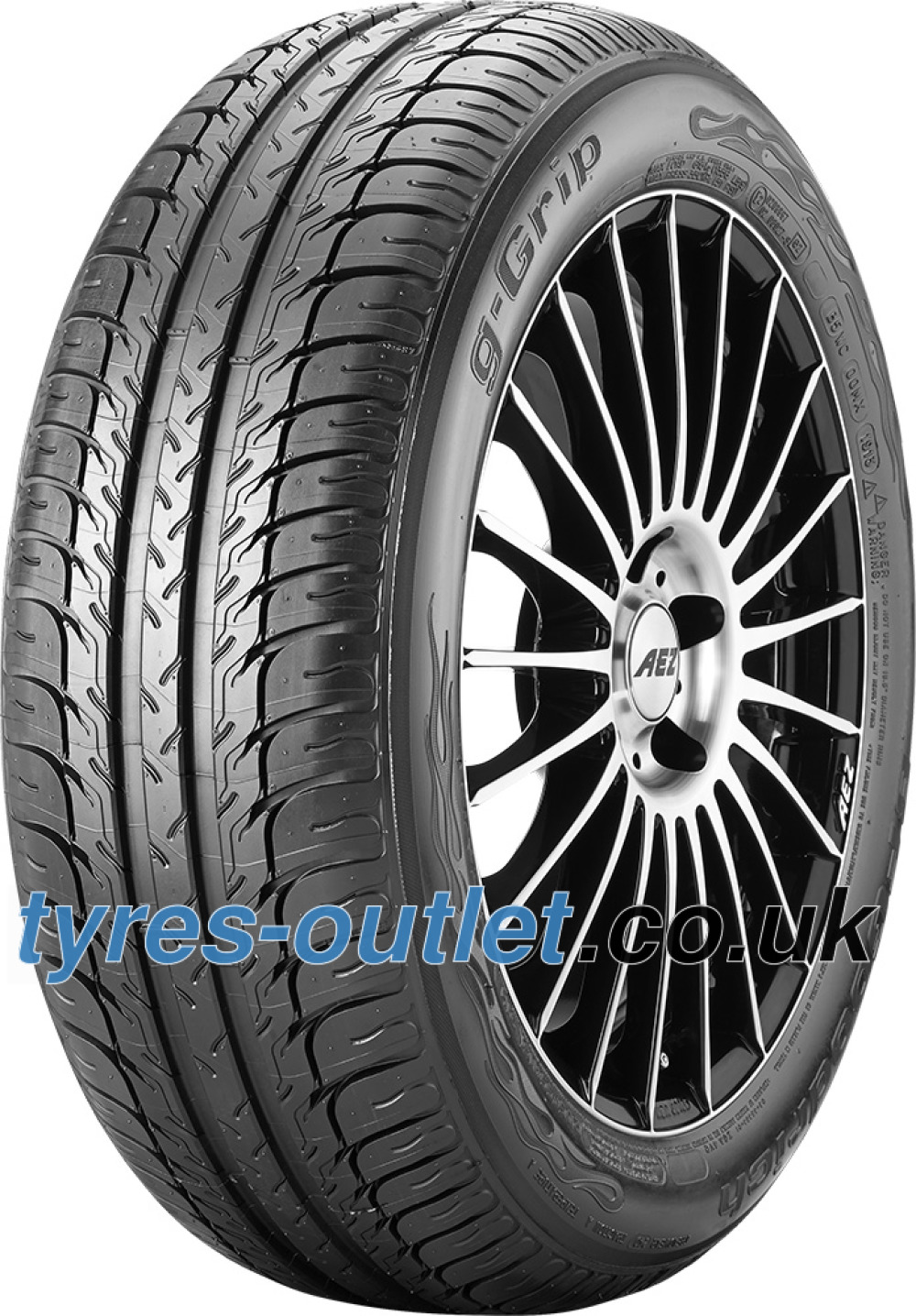 BF Goodrich g-Grip ( 195/65 R15 95T XL )
