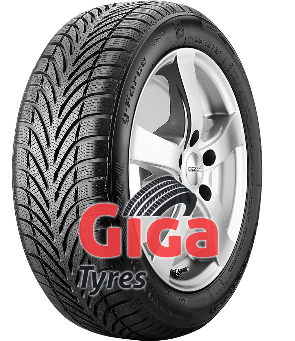 BF Goodrich g-Force Winter ( 215/45 R17 91H XL , with rim protection ridge (FSL) )