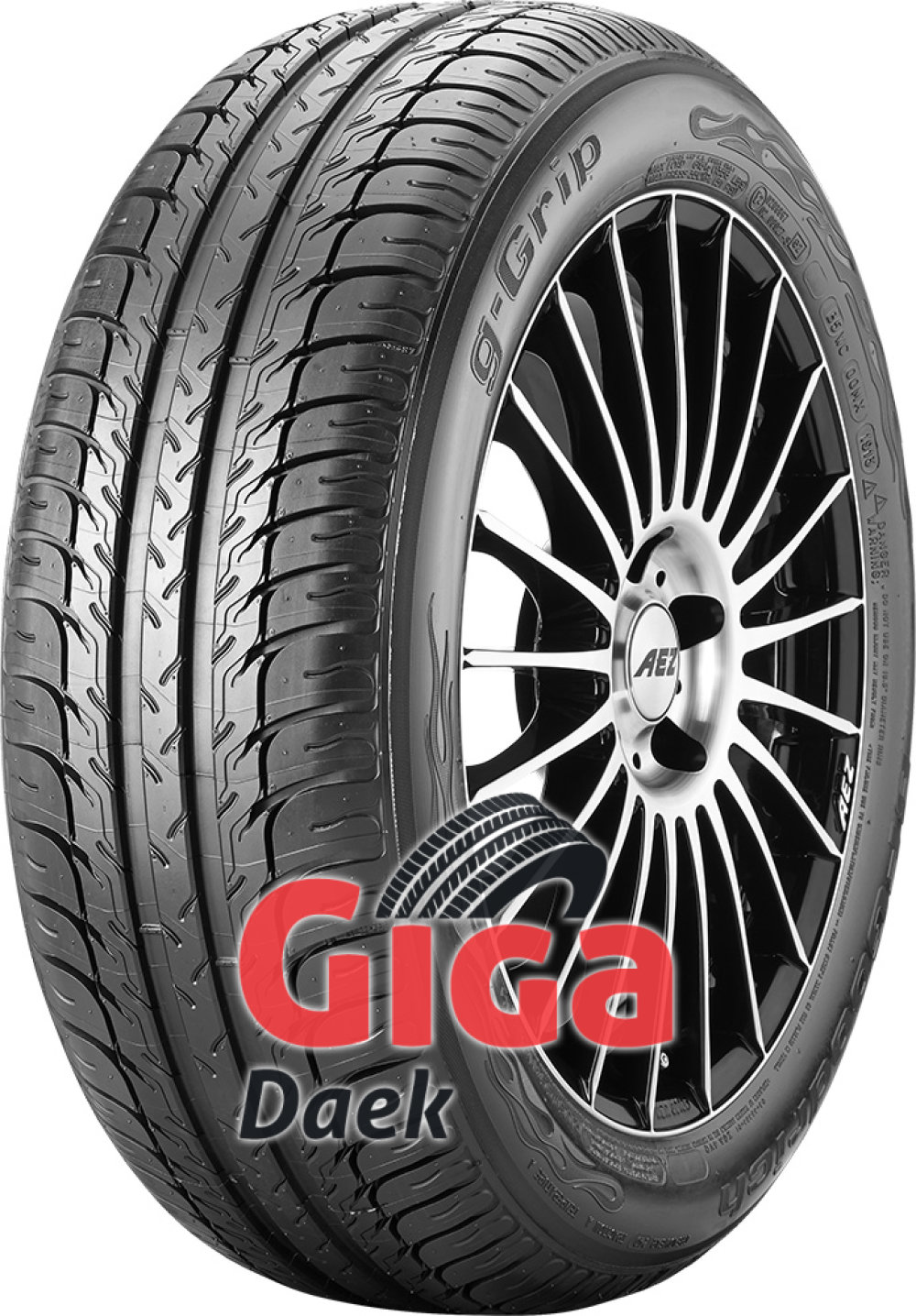 BF Goodrich g-Grip ( 225/45 R18 95W XL med fælgbeskyttelses liste (FSL) )