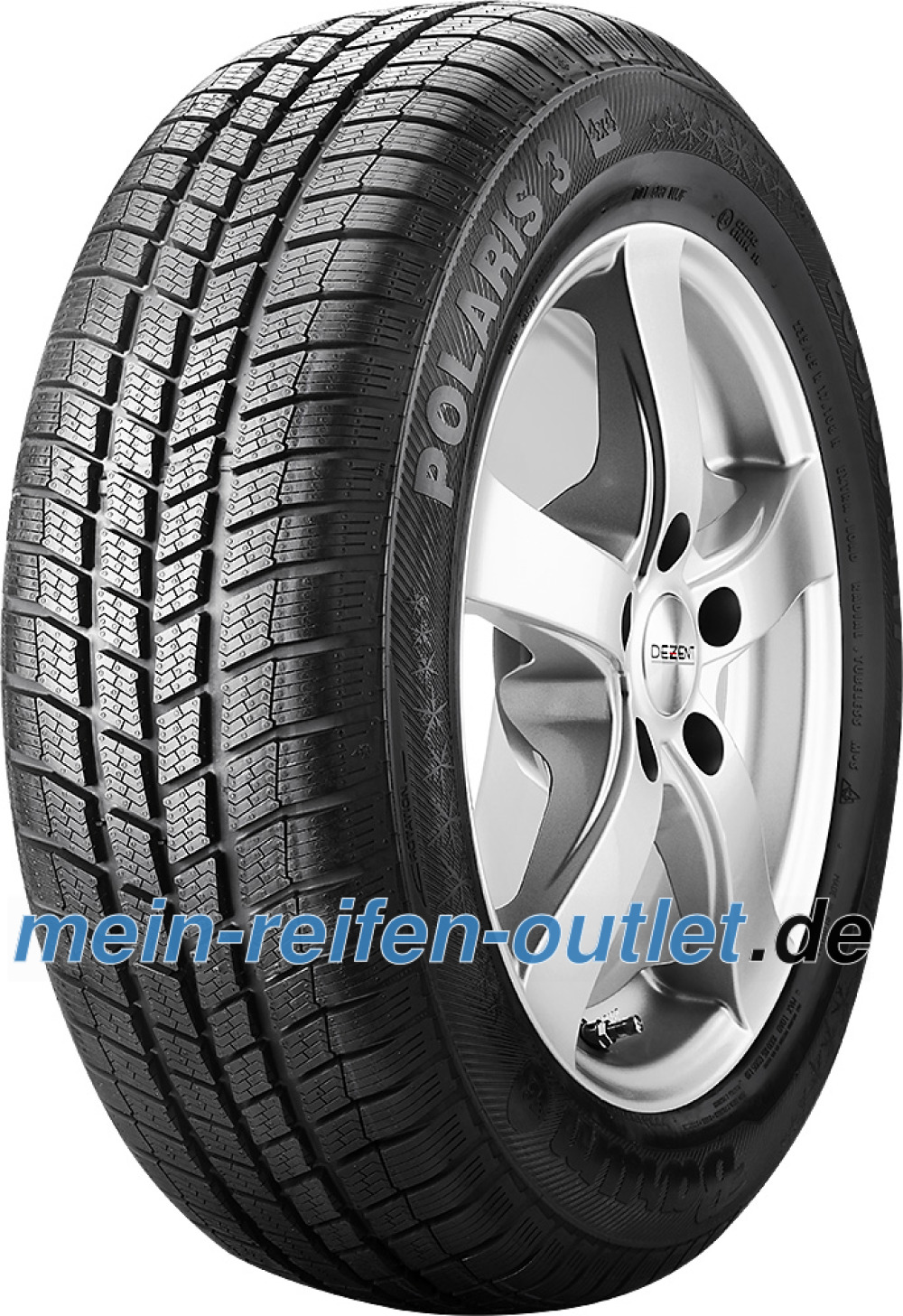 Barum Polaris 3 4x4 ( 265/70 R16 112T )