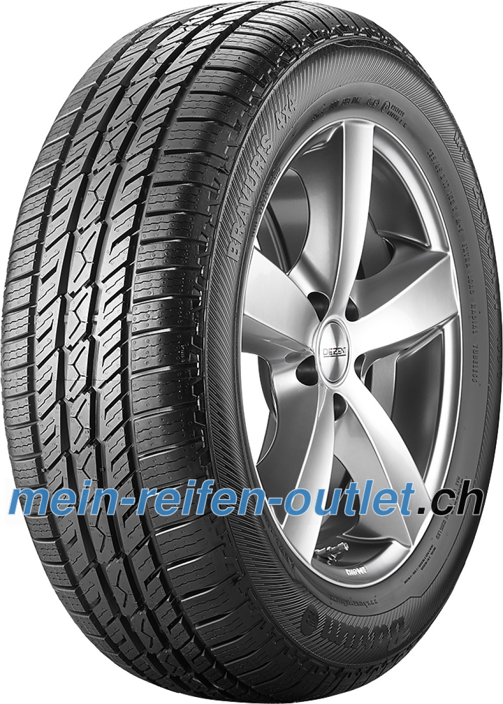 Barum Bravuris 4x4 ( 205/80 R16 104T XL )