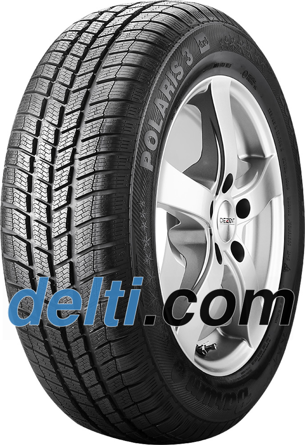 Barum Polaris 3 4x4 ( 255/55 R18 109H XL )