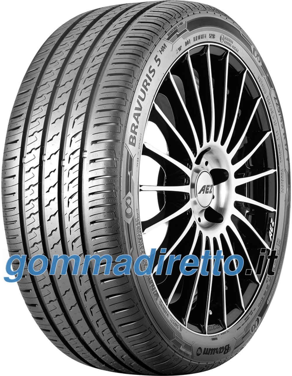 Image of Barum Bravuris 5HM ( 155/65 R14 75T )