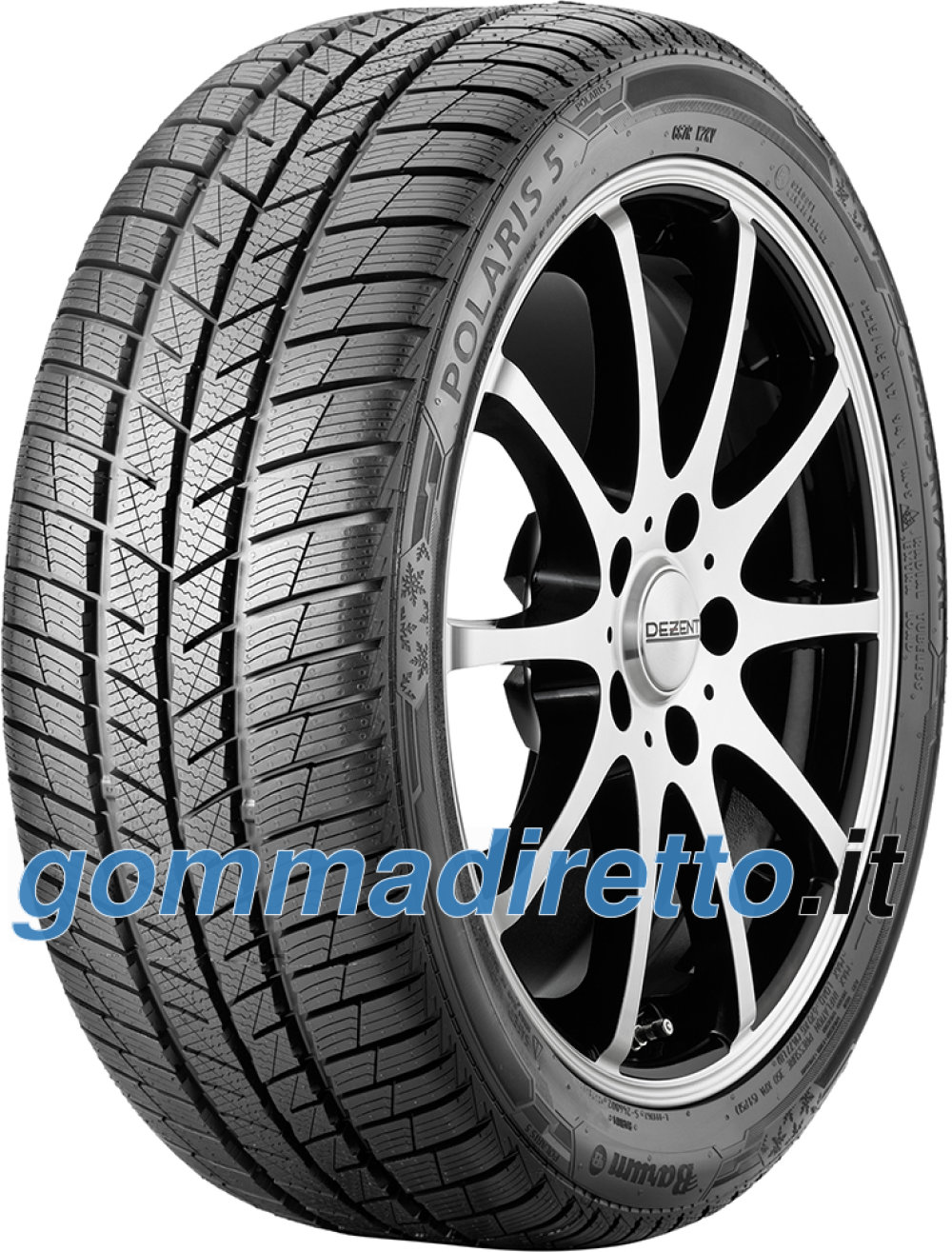 Image of Barum Polaris 5 ( 145/80 R13 75T )