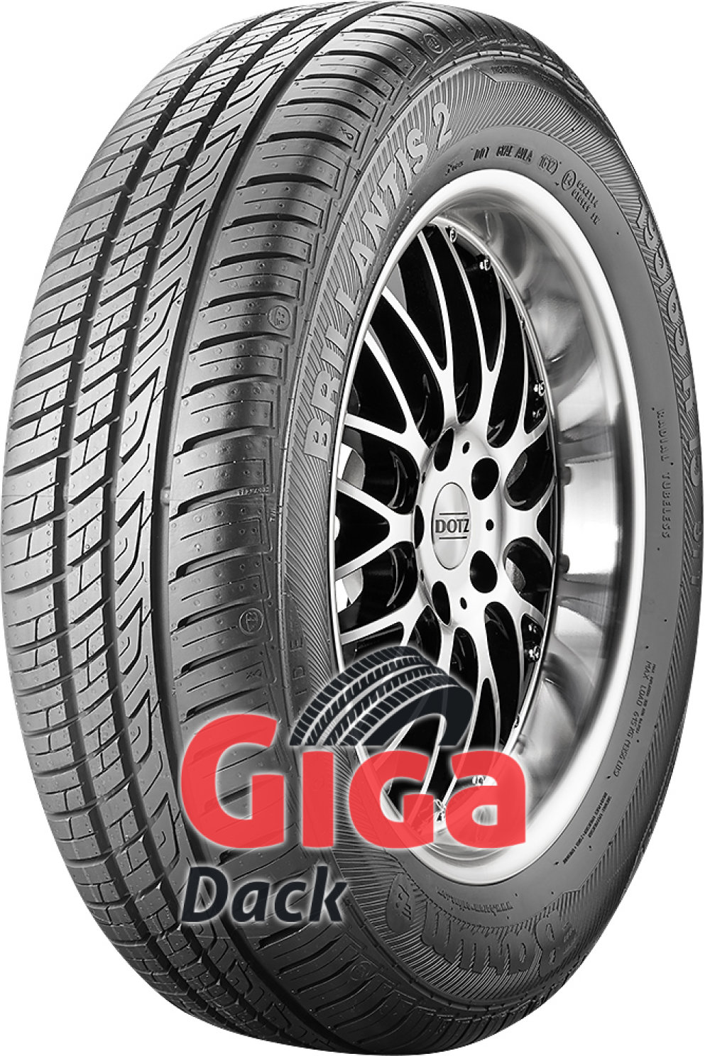 Barum Brillantis 2 ( 195/65 R15 91V )