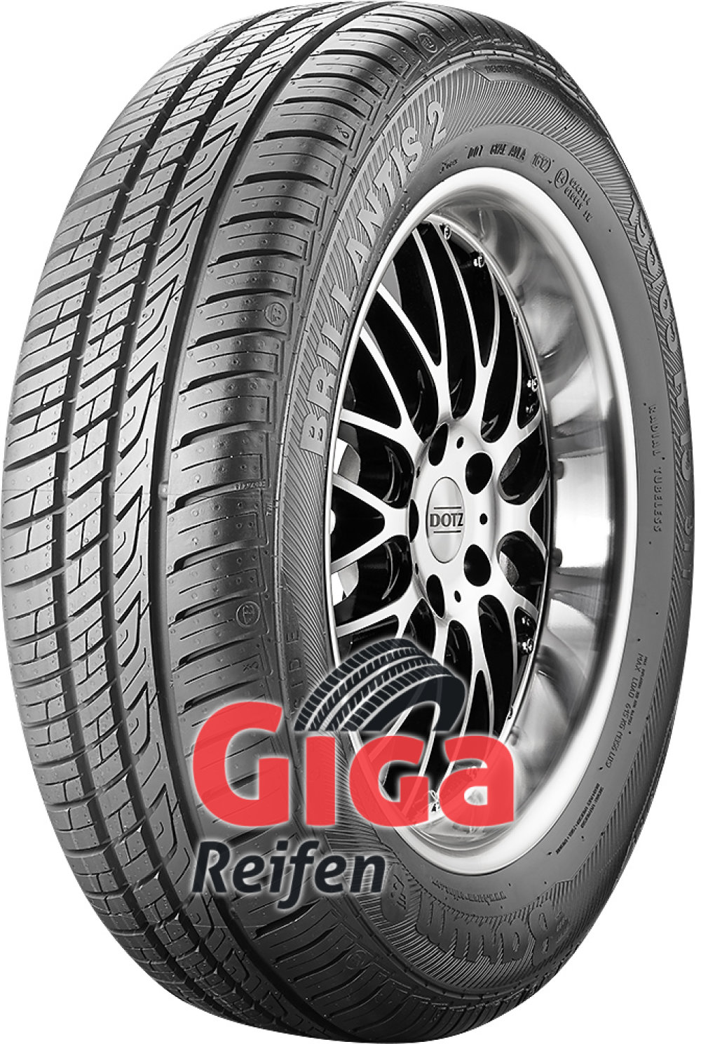 Barum Brillantis 2 ( 185/65 R15 88T )