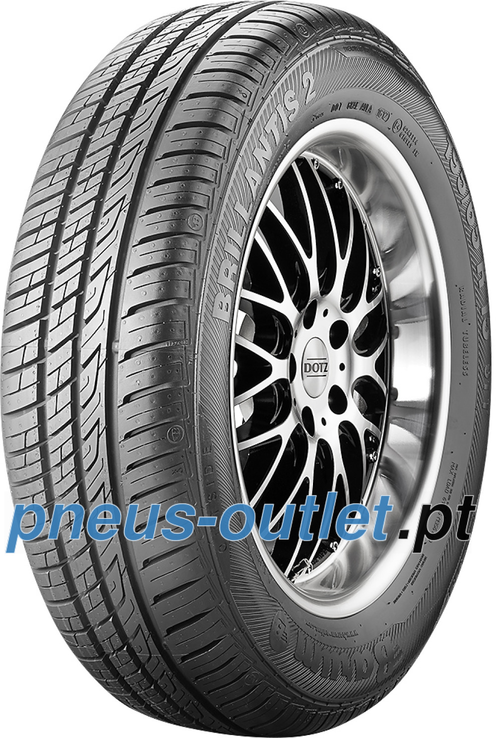 Barum Brillantis 2 ( 175/65 R14 82T )