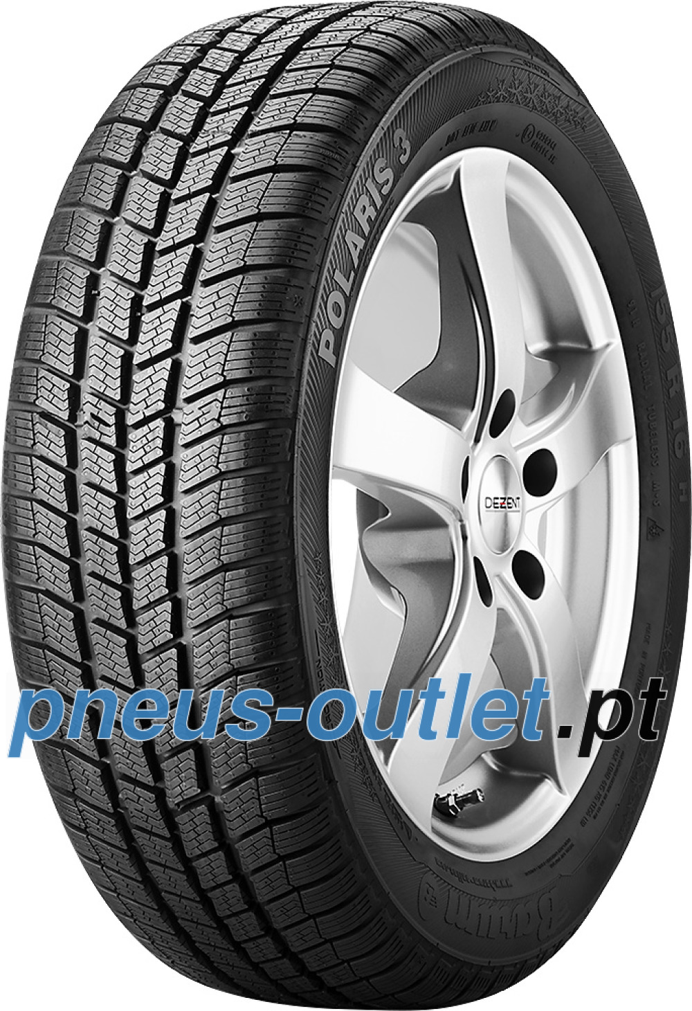 Barum Polaris 3 ( 205/60 R16 96H XL )