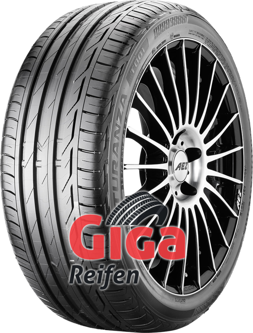 Bridgestone Turanza T001 Evo ( 195/55 R15 85H )