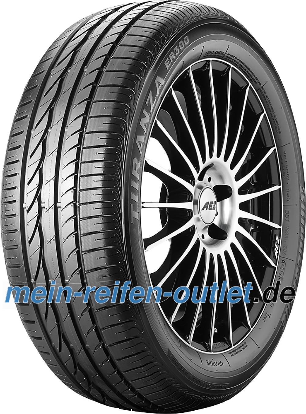 Bridgestone Turanza ER 300 ( 185/55 R16 83V )
