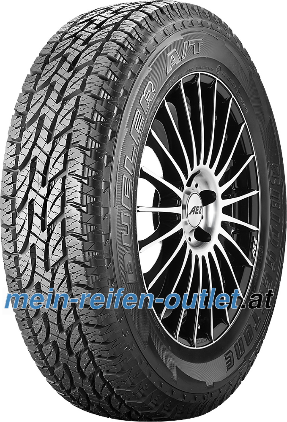 Bridgestone Dueler A/T 694 ( 255/70 R16 111S RBL )