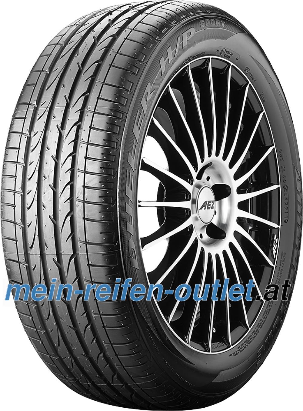 Bridgestone Dueler H/P Sport RFT ( 285/45 R19 111V XL runflat, *, mit Felgenschutz (MFS) )