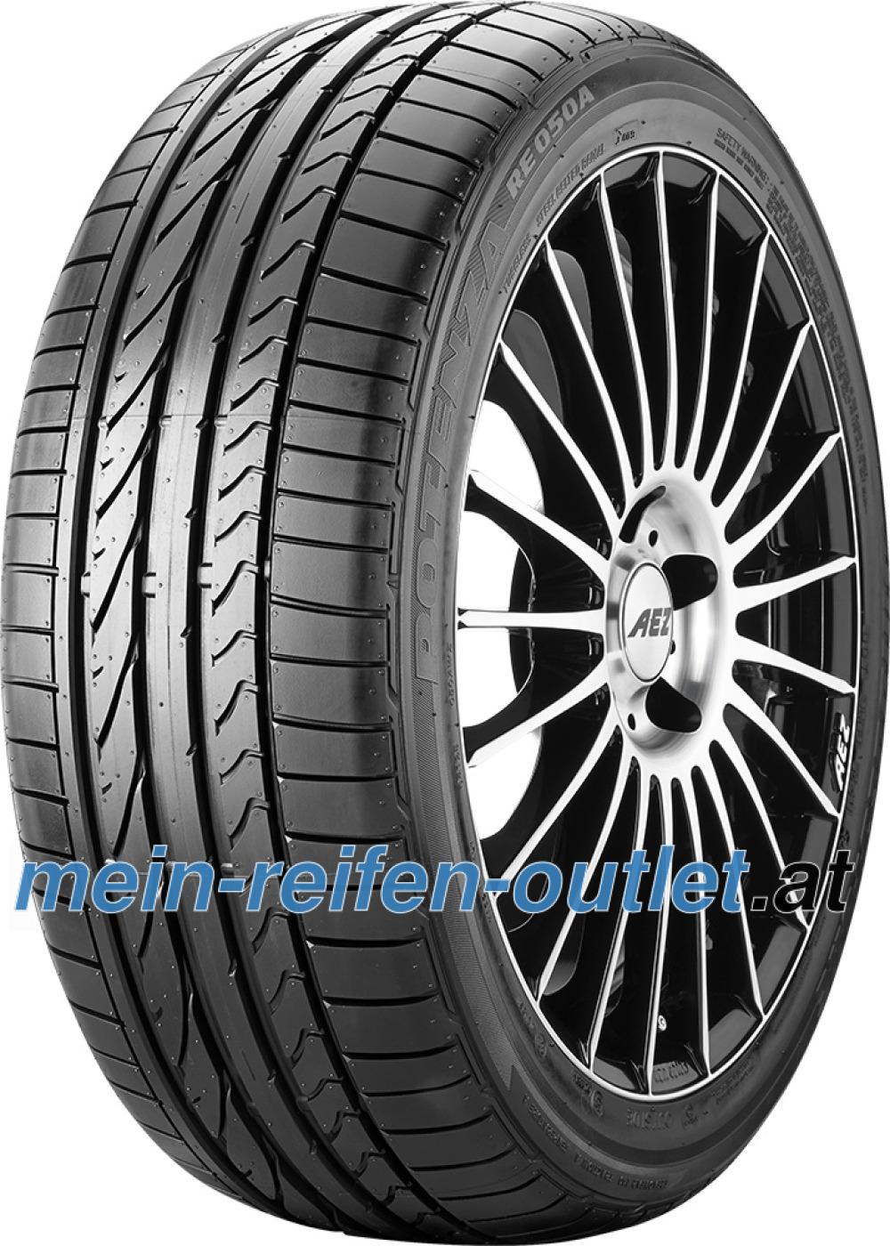 Bridgestone Potenza RE 050 A ( 285/35 R18 97W MO, mit Felgenschutz (MFS) )