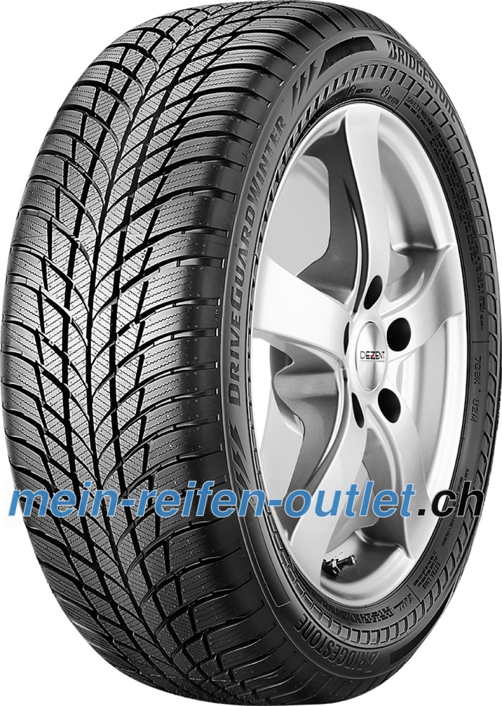 Bridgestone DriveGuard Winter RFT ( 185/65 R15 92H XL , runflat, DriveGuard )