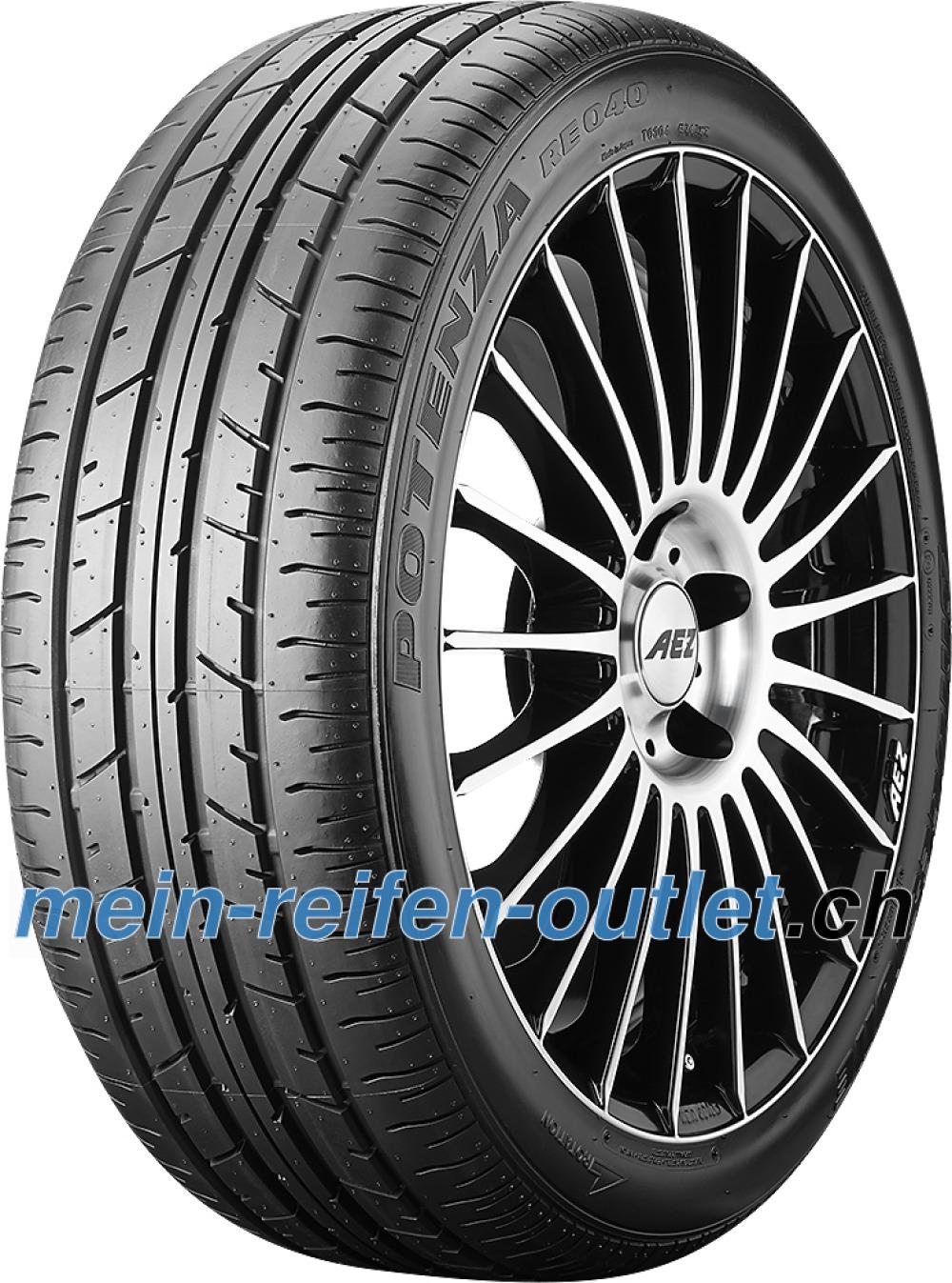 Bridgestone Potenza RE 040 ( 205/55 R16 91V AO )