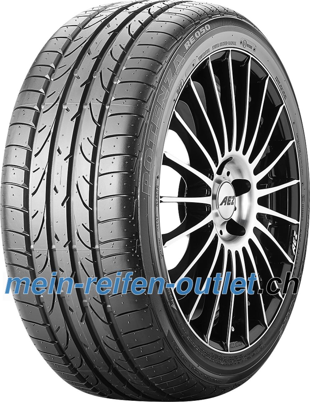 Bridgestone Potenza RE 050 RFT ( 245/45 R17 95Y runflat, *, mit Felgenschutz (MFS) )