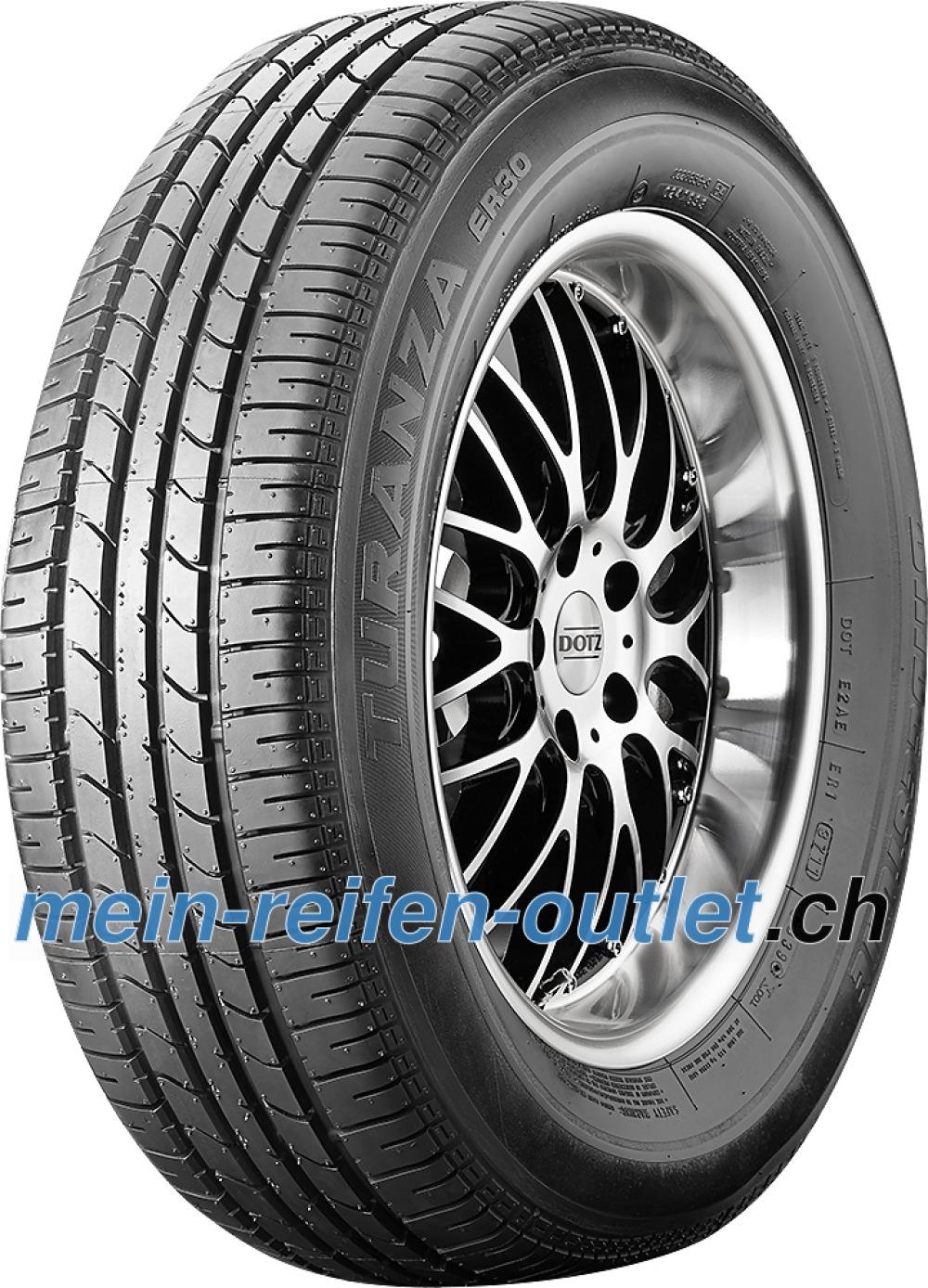 Bridgestone Turanza ER 30 ( 245/50 R18 100W *, mit Felgenschutz (MFS) )